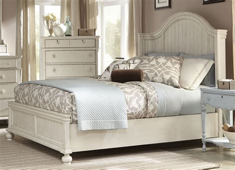33183 what is a panel bed newport antique white panel bed from american