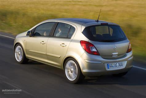 Opel Corsa Specs by Opel Corsa 5 Doors Specs 2006 2007 2008 2009 2010
