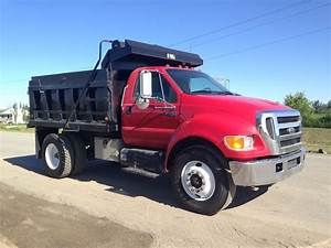 2006 Ford F750