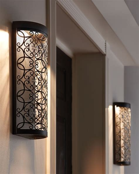 25 best outdoor wall lighting ideas on wall