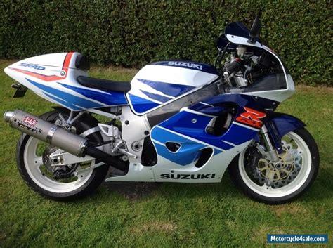 Suzuki 750 Gsxr For Sale by 1996 Suzuki Gsxr 750 Srad T For Sale In United Kingdom