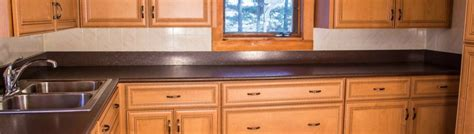 Made Countertops by Spotlight On Countertops Synthetic And Made
