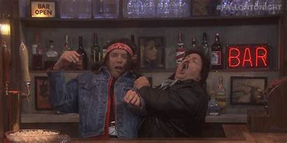 Call Saloon Last Bar Fight Gifs Kevin