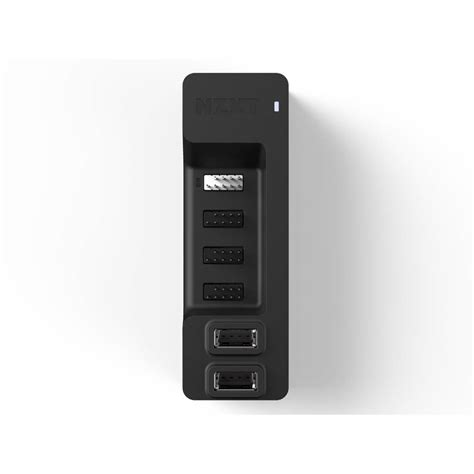 Hub Usb Interno by Accesorio Interno Hub Usb Nzxt Ac Iusbh M1 Dd Tech