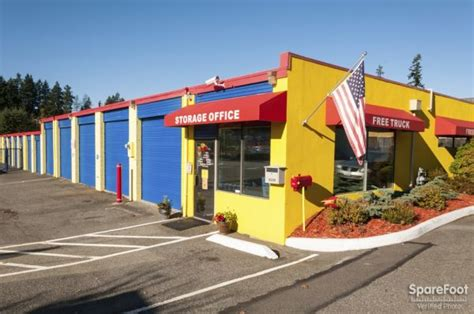 Office Supplies Everett Wa by Self Storage Units At Silverlake Safe Storage In Everett