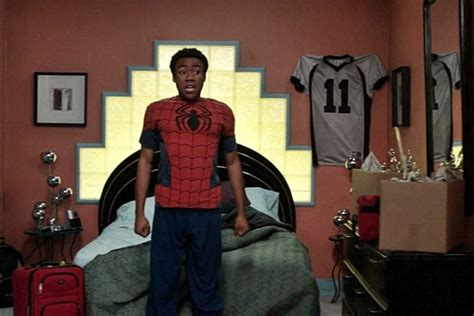 donald glover for spiderman spider man homecoming anche donald glover nel cast