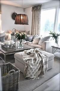 Schöne Teppiche Fürs Wohnzimmer : sch nes wohnzimmer im landhausstil ganz nach meinem geschmack living pinterest ~ Frokenaadalensverden.com Haus und Dekorationen