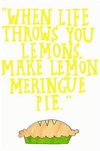 42 best Pie Quo... Pie Food Quotes