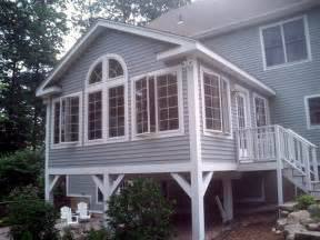 Champion Windows Siding Patio Rooms by Sunroom Additions Plans Exterior Of Sunroom Addition