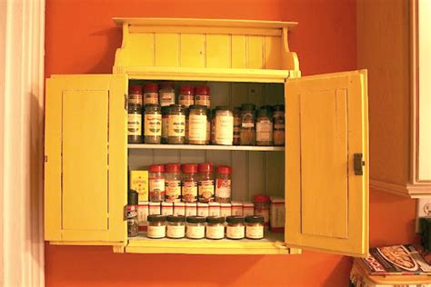 Spice Storage For Cupboards by Craftionary