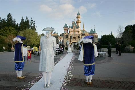 Weddings At Disney World