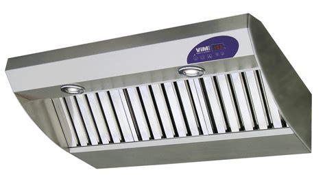 hauteur hotte cuisine hottes semi professionnelles vorax de vim ventilation
