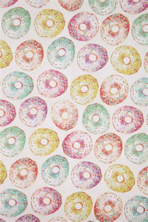 Donut Background Donut Wallpaper Background Donuts And