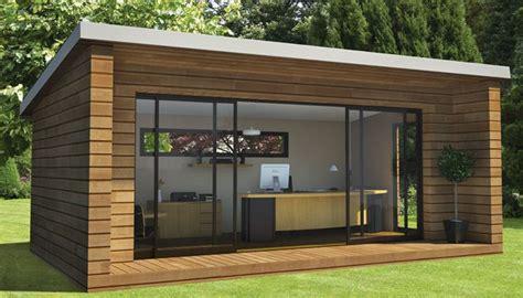 bureau de jardin un concept de bureau original