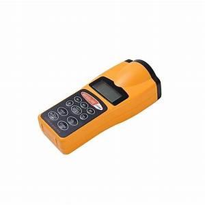 Mesureur De Distance Laser Portable : mesureur de mesure num rique ultrasons et pointeur laser 18m ~ Edinachiropracticcenter.com Idées de Décoration