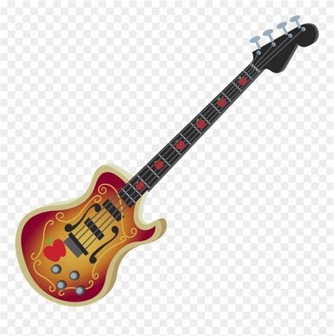 bass guitar clipart transparent background png