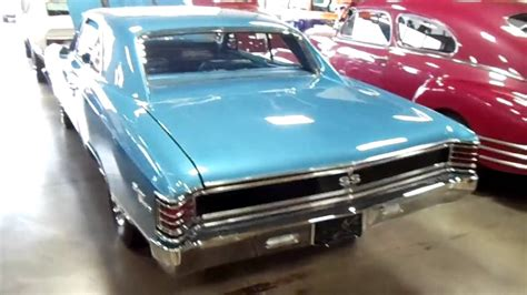 1967 Chevelle Weight by 1967 Chevrolet Chevelle Ss 396 Restored Car