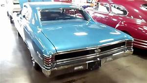 1967 Chevrolet Chevelle Ss 396 - Restored Muscle Car