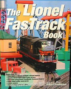 Lionel 24200 Lionel Fastrack Book  Best Book For The
