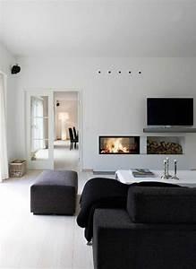 Kamin Im Wohnzimmer : kamin einbauen eine funkzionelle entscheidung ~ Michelbontemps.com Haus und Dekorationen