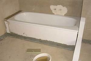 Badewanne Einbauen Anleitung : im bad im obergeschoss wurde die badewanne eingebaut die entstehung der residenz nikolai ~ Markanthonyermac.com Haus und Dekorationen