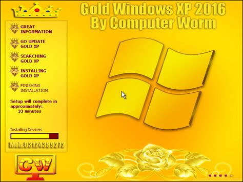 gold windows xp sp3 2016 drivers v2 0 free computer worms team