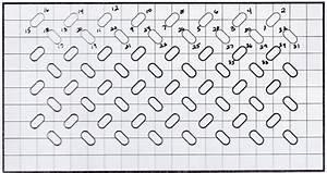 Rittenhouse Needlepoint  Stitch Of The Week  T Stitch