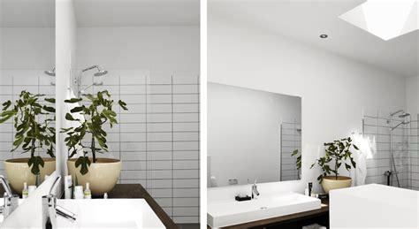 id 233 es pour la salle de bains avec des fen 234 tres de toit velux