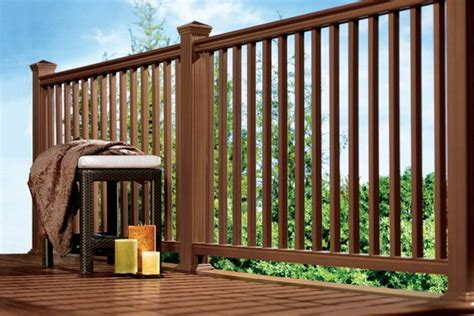 Deck Baluster Spacing Code Canada by Decking The Home Depot Canada