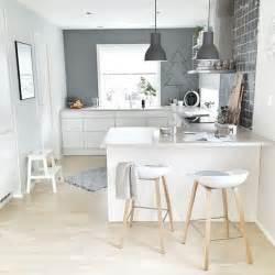 schmale küche schmale offene küche küche traumhaus wohnen und esszimmer