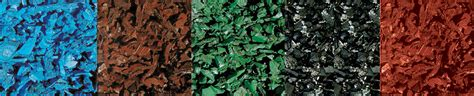 is mulch toxic non toxic colored rubber mulch king swings