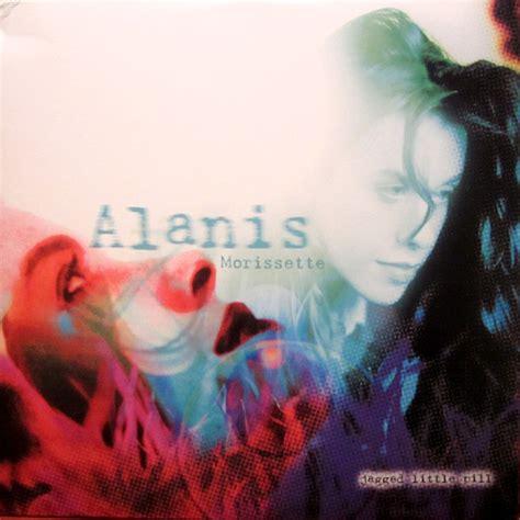 Jagged Little Pill av Alanis Morissette (VINYL - 180 gram)