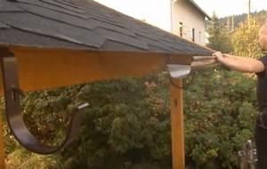 Gouttière Pour Abri De Jardin : guide descriptif de montage d un carport bois blog conseil abri jardin garage carport bons ~ Melissatoandfro.com Idées de Décoration