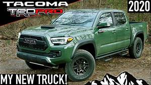 My New Truck  2020 Toyota Tacoma Trd Pro Army Green  6