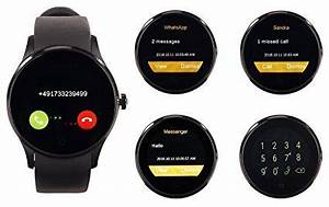 Telefon Test 2018 : simvalley mobile telefon uhr smartwatch test 2018 2019 ~ Kayakingforconservation.com Haus und Dekorationen
