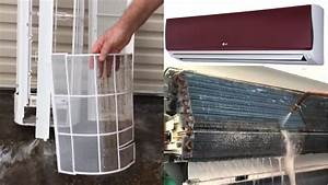 How To Clean Lg Split Air Conditioners At Home