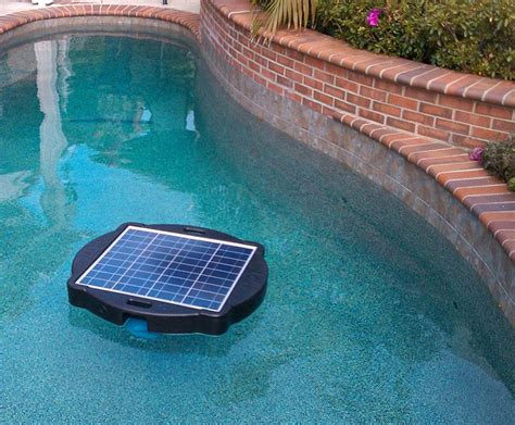 Solar Products For Your Solar Powered Pool