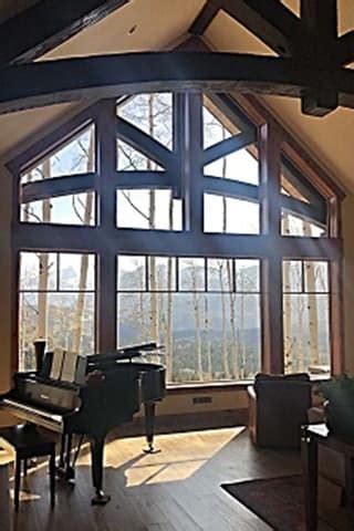 inspiring wood window designs