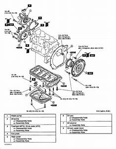 How To Rlace Connecting Rod Bearings On Mazda Protege 2 0 Engine My Main Question Is How To