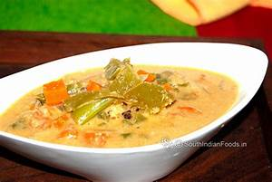 carrot beans curry for chapathi
