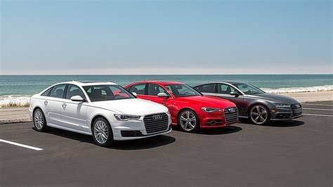 2016 Audi A6 / S6 And A7 / S7 Receive Significant Updates