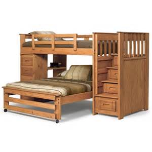 l shaped twin over full bunk bed plans pdf woodworking