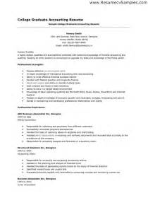 best resume for college graduate resume college graduate berathen com