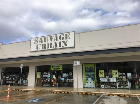 store locations sauvage urbain