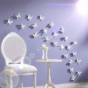3d Schmetterlinge Wand : schmetterlinge 3d wandtattoo wanddeko wanddekoration wandtattoos wand deko 3 d ebay ~ Whattoseeinmadrid.com Haus und Dekorationen