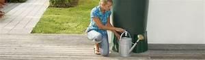 Regenwassernutzungsanlage Selber Bauen : regenwasser sammeln und nutzen tipps von hornbach ~ Michelbontemps.com Haus und Dekorationen
