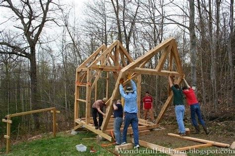 Post And Beam Shed Plans by Shed Raising Playhouse2016 Shed Plans 10x10 Shed
