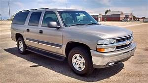2003 Chevrolet Suburban Ls 1500   Stock   0406