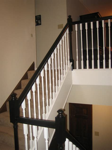 barnhouse banister renovation