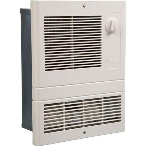 11 9 16 in 1500 watt high capacity fan forced wall heater